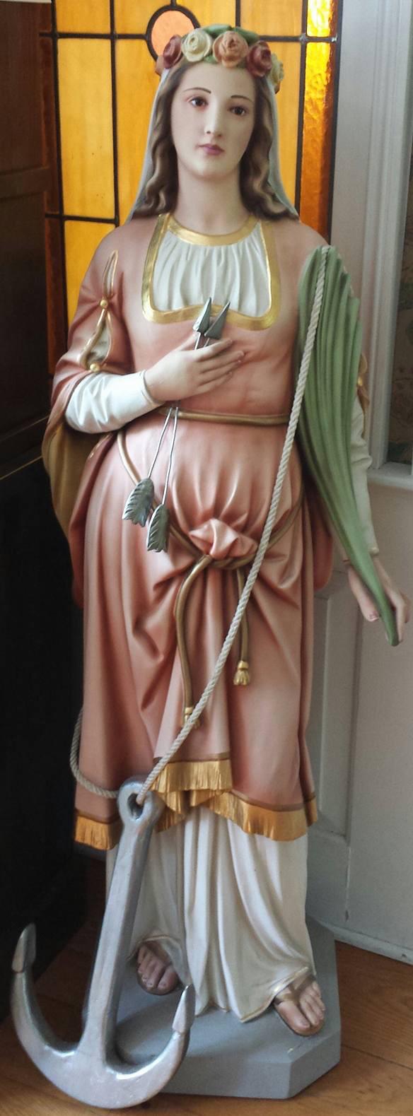 Oração para escolher Santa Filomena como advogada