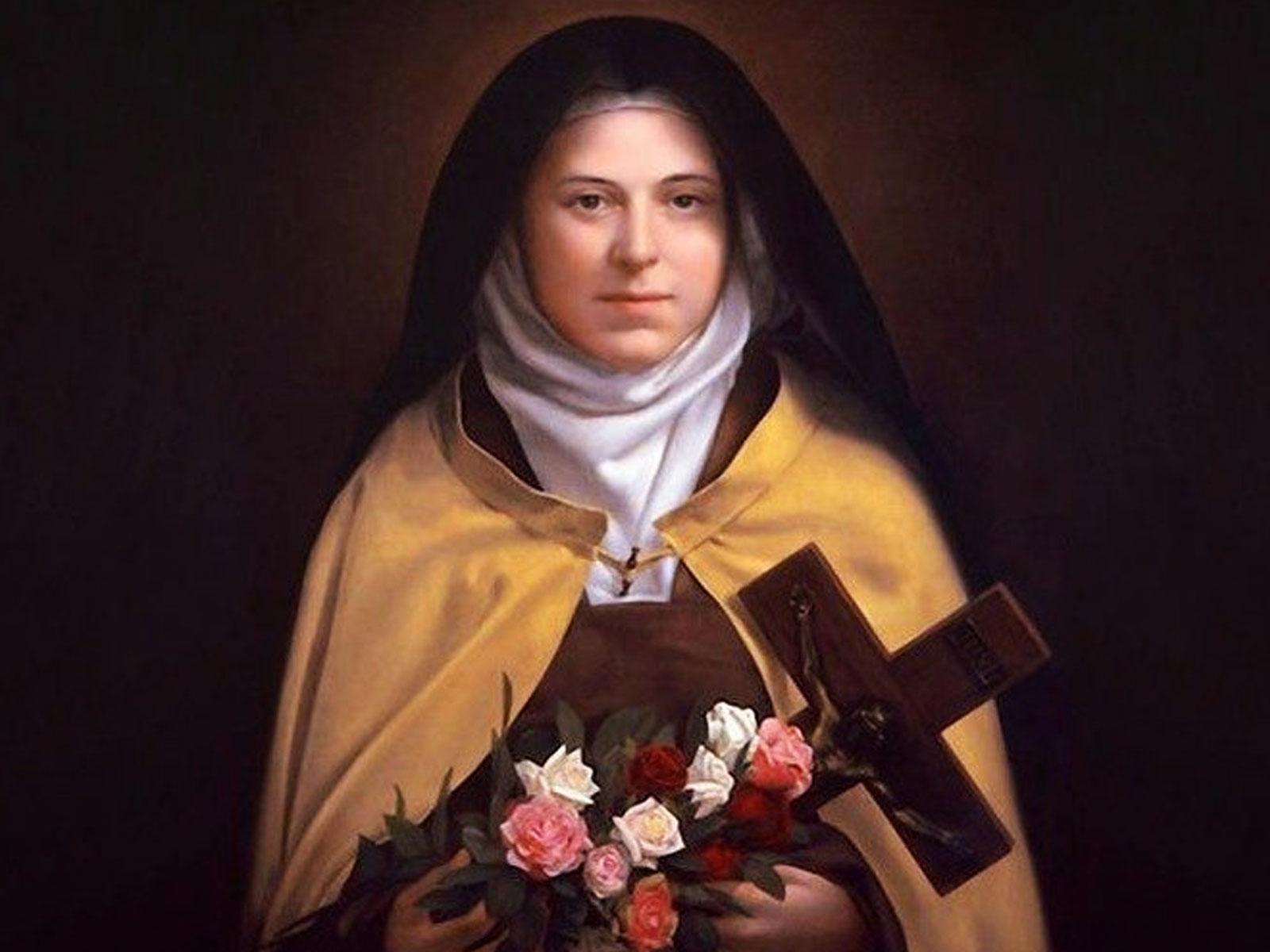 novena das rosas de santa terezinha do menino jesus quem reza se salva novena das rosas de santa terezinha do