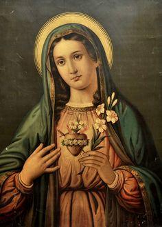 MÊS DE MARIA – MONSENHOR BASÍLIO